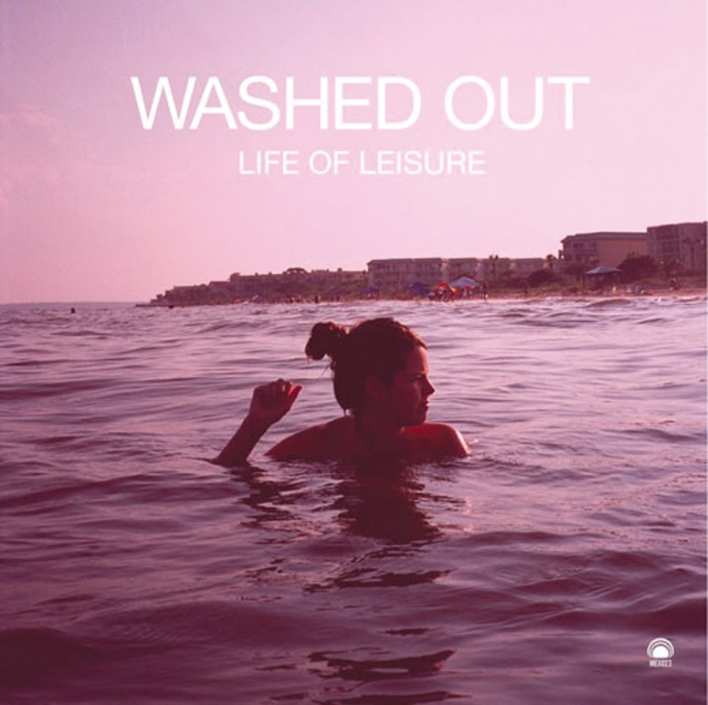 washed-out