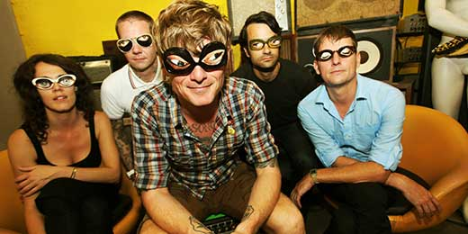Thee Oh Sees – Floating Coffin