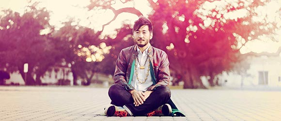 """Kishi Bashi – """"Philosophize In It! Chemicalize With It!"""""""