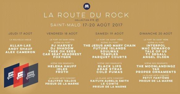 route-du-rock-ete-2017-programme